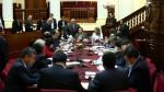 Comisión Permanente: designaron subcomisión que evaluará a Nelson Shack - Noticias de fuerza popular luz salgado
