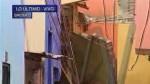 Breña: derrumbe de casa provocó la explosión de un balón de gas - Noticias de meza cuadra
