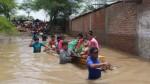 Fenómeno El Niño: más de 19 mil damnificados permanecen ubicados en albergues - Noticias de motupe