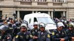 INPE: Humala y Heredia estarán separados del resto de reos - Noticias de tom lee