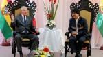 Evo Morales y PPK se reunirán para tratar integración por carreteras - Noticias de arequipa la paz