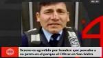 San Isidro: vecino agredió y le rompió la nariz a ...