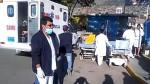 Ayacucho: al menos 20 heridos tras despiste de bus interprovincial - Noticias de exceso de velocidad