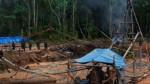 Madre de Dios: seis campamentos de minería ilegal fueron destruidos por PNP - Noticias de desmanes