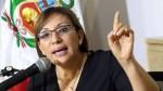 Príncipe: Pedido para destituir a la procuradora Ampuero fue de PPK y Zavala - Noticias de pablo lavado