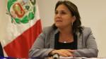 Pérez Tello: Procuradora Ampuero fue despedida por no cumplir su función - Noticias de julia príncipe