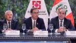 Zavala: Gobierno quiere hacer balances de manera permanente - Noticias de