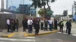San Isidro: alertan posible presencia de explosivo en local de la municipalidad - Noticias de gabriela kratochvilova