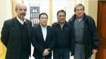 Ejecutivo y bancada aprista se reúnen en Palacio de Justicia - Noticias de ministra de salud