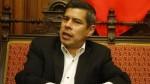 Luis Galarreta fue elegido nuevo presidente del Co...