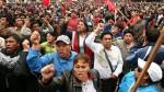 Sutep: Movadef está detrás de huelga de maestros - Noticias de detenidos
