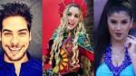 Fiestas Patrias: artistas celebran 28 de julio con estos mensajes en redes sociales - Noticias de rodrigo palacio