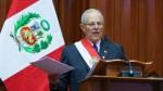 Fiscalía criticó mensaje de PPK: Se esperaba liderazgo contra la corrupción - Noticias de megaoperativos