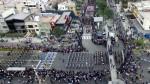Fiestas Patrias: así se desarrolló el Desfile Militar en la avenida Brasil - Noticias de abimael guzm�n