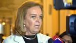 Ex parlamentaria Luisa María Cuculiza continúa en cuidados intensivos - Noticias de luz salgado