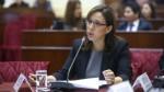 Comisión Lava Jato: Julia Príncipe pidió reprogramación de su cita - Noticias de julia príncipe