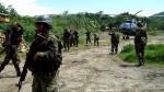 VRAEM: enfrentamiento con presuntos terroristas deja un muerto y tres heridos - Noticias de comando conjuntos de las fuerzas armadas