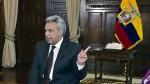 Presidente de Ecuador retira las funciones al vicepresidente Jorge Glas - Noticias de rafael correa