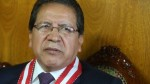 Fiscal de la Nación descarta injerencia política en caso Humala-Heredia - Noticias de cynthya montes
