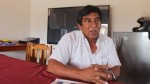 """Gobernador de Madre de Dios: """"No voy a descontar a los docentes en huelga"""" - Noticias de luis salazar"""