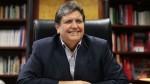 Alan García pide que Comisión Lava Jato lo llame para brindar sus descargos - Noticias de alan garcía