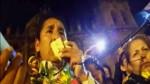 Cusco: docentes recibieron a dirigente Ernesto Mez...