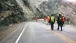 Arequipa: abren el tránsito en el kilómetro 731 de la Panamericana Sur - Noticias de sutran