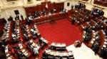 Congreso: 7 comisiones parlamentarias se instalan este lunes - Noticias de accesitarios
