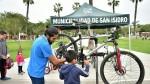 San Isidro contará con el primer sistema de bicicletas públicas del Perú - Noticias de guillermo velarde ix