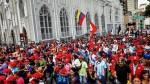 """Venezuela: chavismo se concentra en Caracas para """"marcha antiimperialista"""" - Noticias de mike lee"""