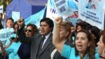 Enfermeras en huelga podrían radicalizar su protesta - Noticias de nueva escala remunerativa