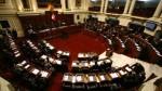 Congreso aprobó imprescriptibilidad para casos de corrupción - Noticias de sedapal