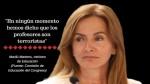 Huelga de profesores y atentado en Barcelona: las frases más sonadas de la semana - Noticias de lionel messi