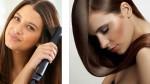¿Adicta a la plancha? Tips para usarla, pero sin maltratar tu cabello - Noticias de titania