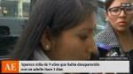 Apareció niña de 9 años que fue secuestrada por un hombre el domingo - Noticias de miguel angel voto bernales