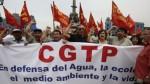 CGTP marcha en respaldo a la huelga de profesores: esta es la ruta - Noticias de cgtp