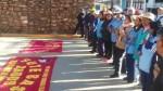 Huancavelica: acatan paro de 48 horas en apoyo a huelga de maestros - Noticias de cgtp