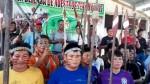 Loreto: comunidades nativas toman el lote 192 exigiendo consulta previa - Noticias de empresas petroleras