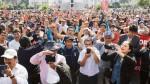 Huelga de profesores: esta fue la duración de las últimas manifestaciones - Noticias de fernando iglesias