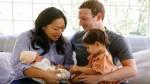 Mark Zuckerberg y su esposa Priscilla presentaron en Facebook a su segunda hija - Noticias de facebook priscilla chan