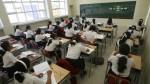 Huelga de profesores: Minedu dispone contratar reemplazos mediante decreto - Noticias de asistencia escolar