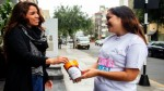 Liga contra el Cáncer: peruanos en el extranjero se unieron así a la colecta - Noticias de miss francia