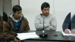 Dejan en libertad a profesores que habrían agredido a policías - Noticias de corte superior de justicia de lima