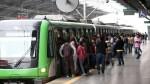 Pasajeros del Metro de Lima quedaron varados en estaciones por avería - Noticias de san juan de lurigancho