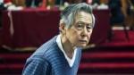 """Alberto Fujimori: """"Sentí miedo de morir y no unir más a mis hijos"""" - Noticias de pueblo libre"""