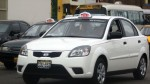 Usar taxi es 4 veces más barato que tener auto en Lima, según estudio - Noticias de teletrabajo