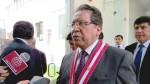 """Pablo Sánchez sobre casación de Suprema: """"Es un generador de impunidad"""" - Noticias de corte suprema"""