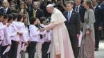 Colombia: papa Francisco se reunió con Juan Manuel Santos - Noticias de francisco palacios