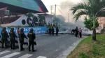 Iquitos: vecinos de Belén bloquearon vía exigiendo construcción de obras - Noticias de iquitos