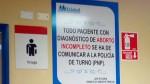 Abancay: indignación en redes por cartel sobre el aborto en Essalud - Noticias de afiches